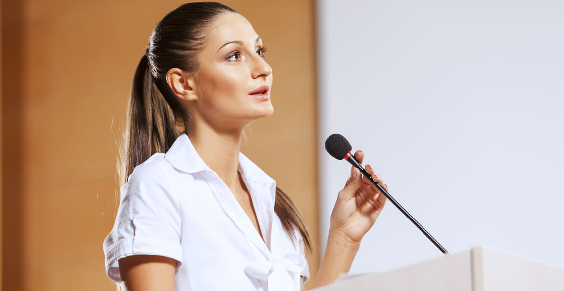 Establishing Credibility as a Speaker
