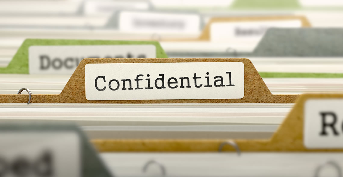Protecting Confidentiality Course