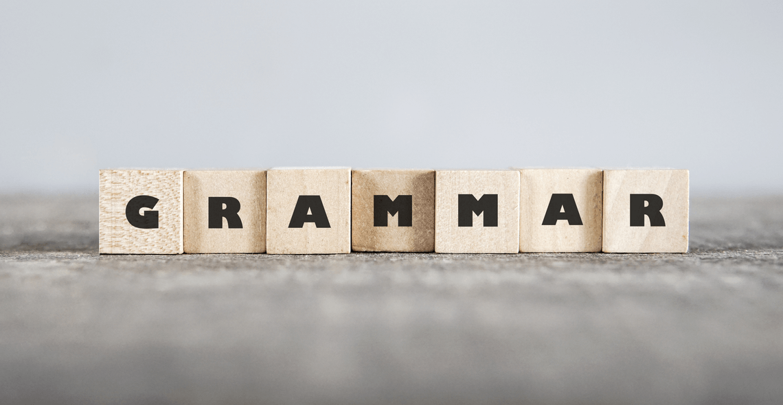 English Grammar — Improve Your English Certification
