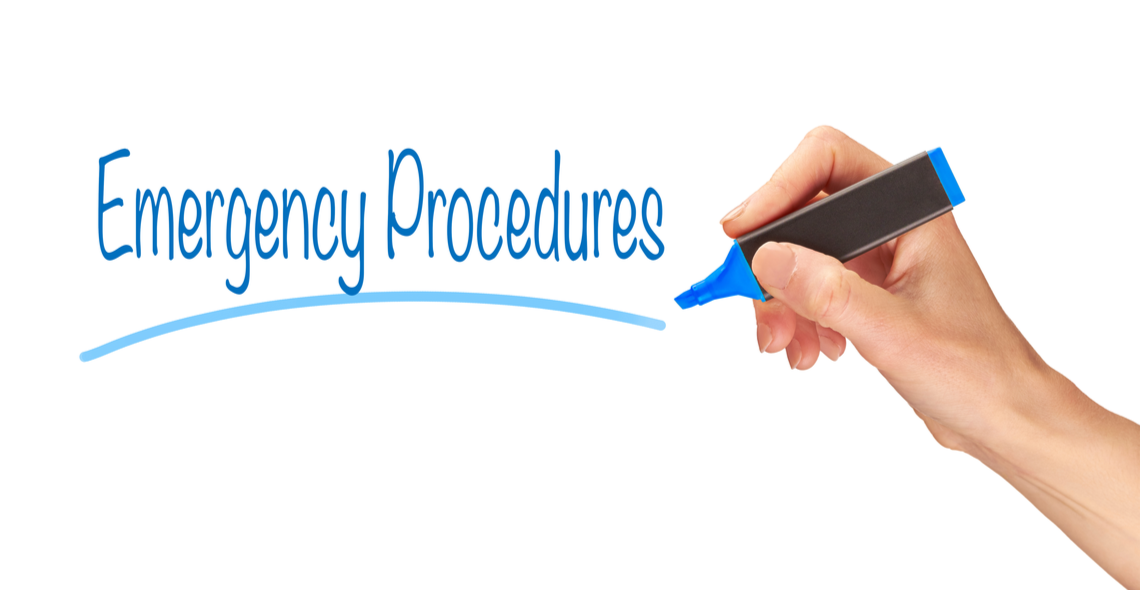Emergency Procedures in the Workplace Certification
