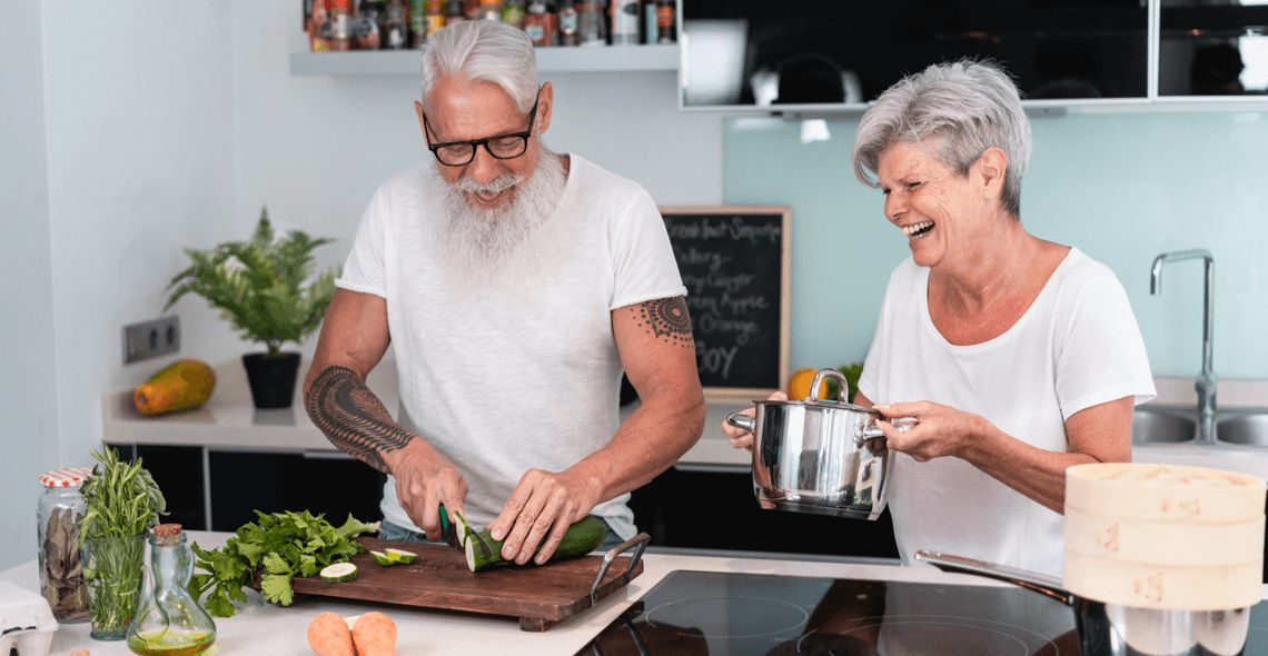 Nutrition for Older Adults