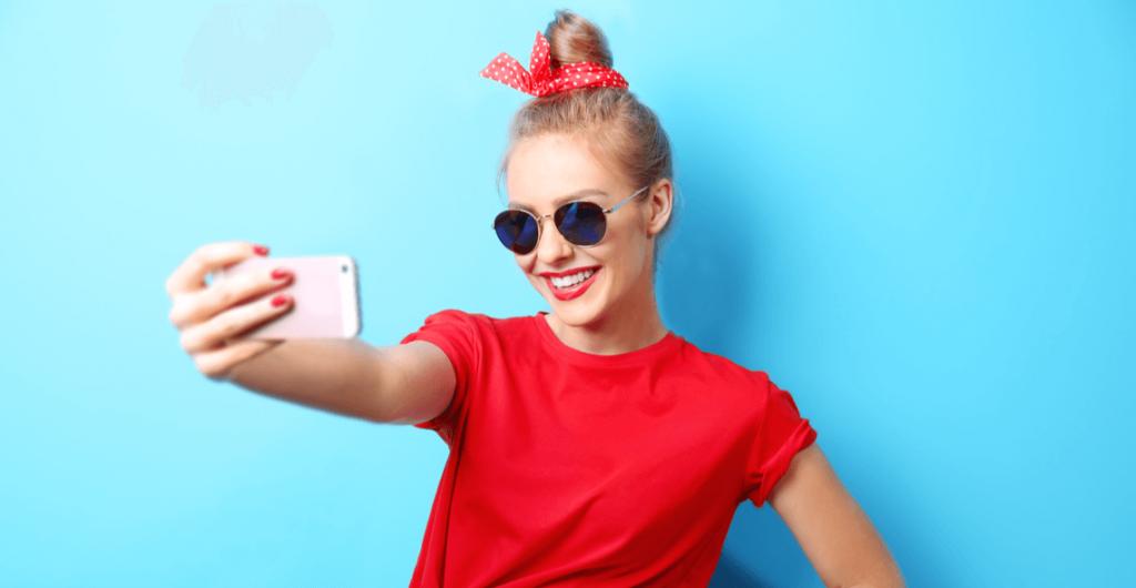 Selfie-masterclass